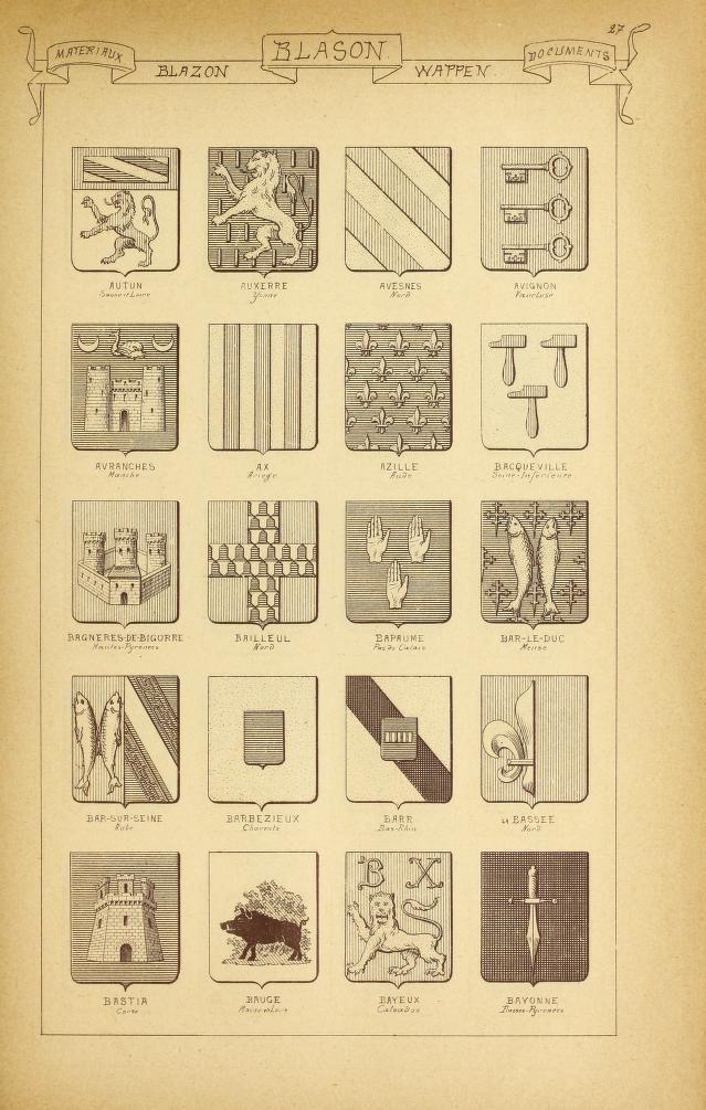 1914 - vol 4 Materials & documents of architecture and sculpture : A reissue of Matériaux et documents d'architecture et de sculpture, Paris, 1872-1914