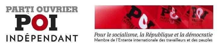 Le journal de BORIS VICTOR : à la UNE d'INFORMATIONS OUVRIERES N°474 du jeudi 1...