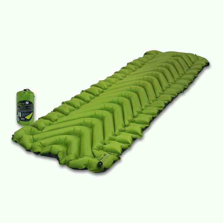 Klymit Static V2 Inflatable Sleeping Pad green #Klymit