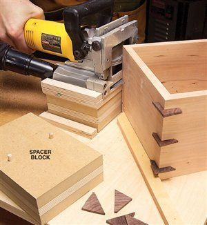 12 Tips for Better Biscuit Joining - Popular Woodworking Magazine: