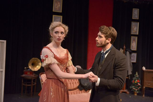 A.C.T.'s MFA Program Presents 'A Doll's House' at Hastings Studio Theater February 5-15, 2013 | Flickr - Photo Sharing!