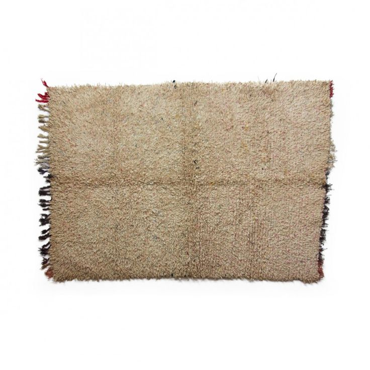 Boucherouite rug, no.535 { 170 x 130 cm } 2.900DKK