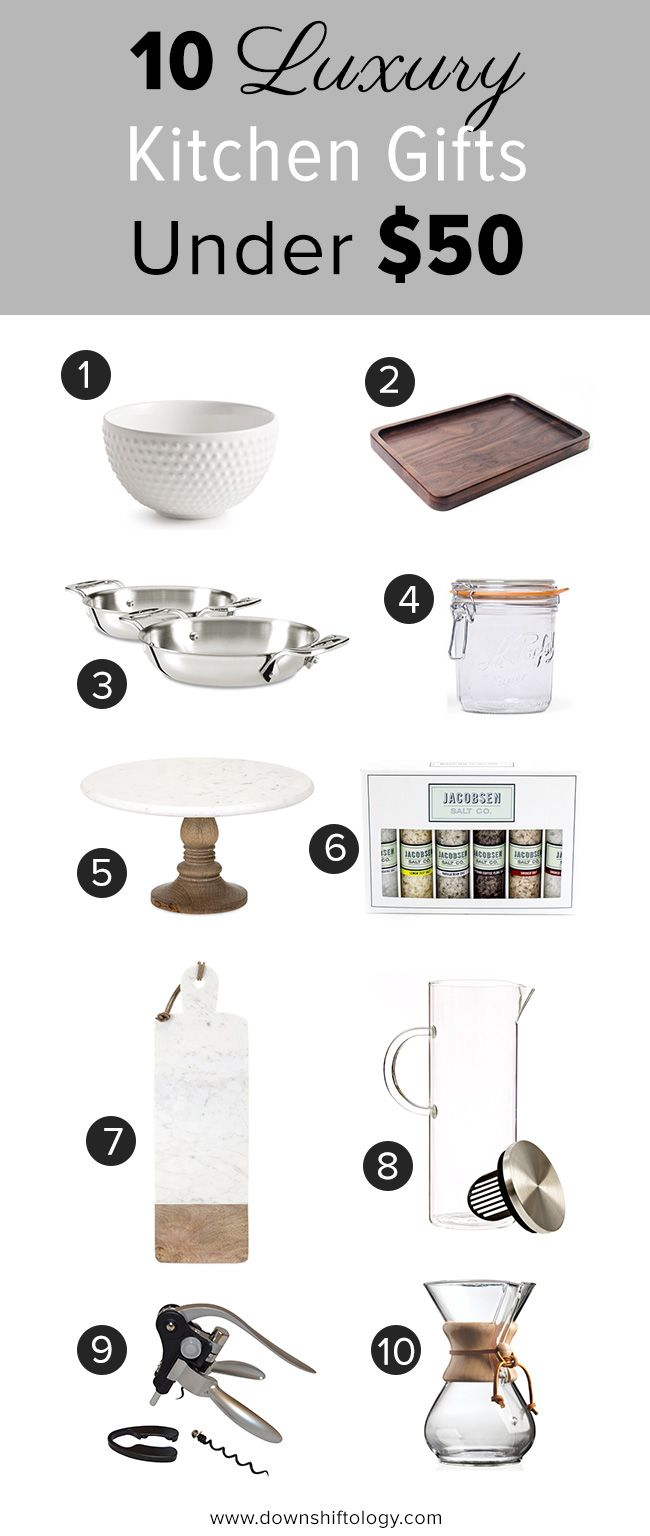25 unique gifts for chefs ideas on pinterest christmas for Kitchen gift ideas under 30