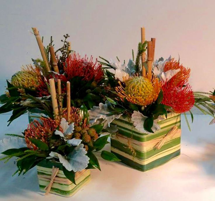 Tropicals By A Marc In Design Ft Lauderdale Fl With Images Same Day Flower Delivery Tropical Centerpieces Flower Delivery