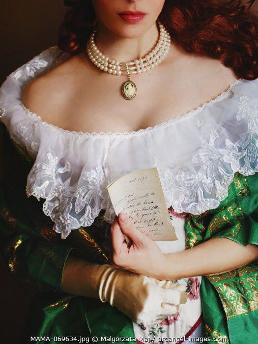 The Victorian Love Letter - © Malgorzata Maj