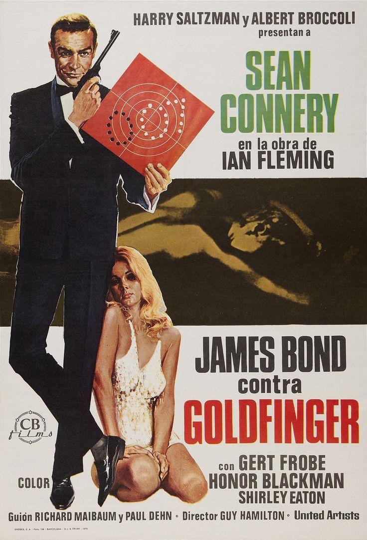 James Bond contra Goldfinger - Bondpedia