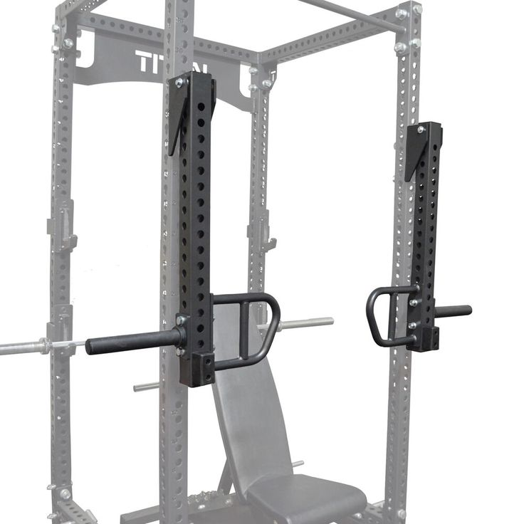 Titan series lever arms in 2020 upper body workout