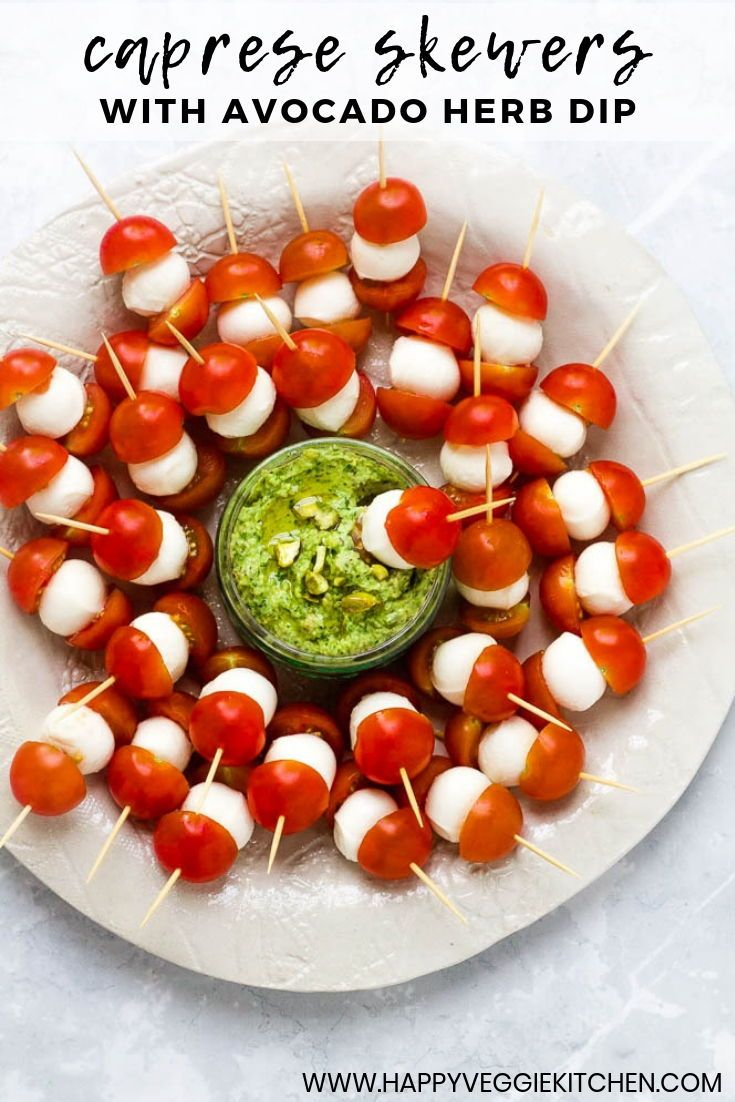 A Fresh And Easy Appetizer Which Everyone Will Enjoy These Cherry Tomato Bocconcini Skewers Pair Vegetarian Appetizers Easy Appetizers Easy Appetizer Recipes