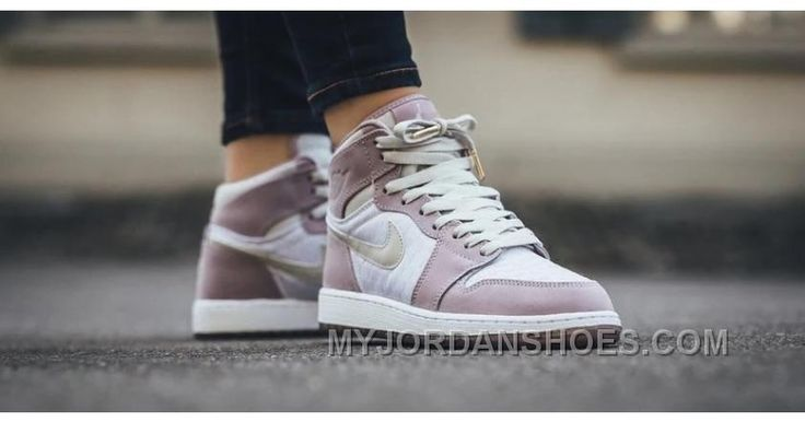 http://www.myjordanshoes.com/air-jordan-1-high-hc-gs-aj1-832596025-women-shoes-sakura-pink-white-bwdcs.html AIR JORDAN 1 HIGH HC GS AJ1 832596-025 WOMEN SHOES SAKURA PINK WHITE ONLINE Only $110.00 , Free Shipping!