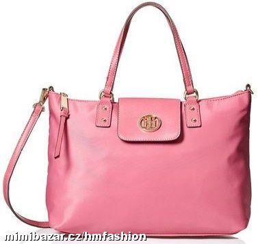 Luxusní růžová kabelka Tommy Hilfiger 2999kč