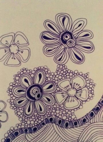 Mg zentangle