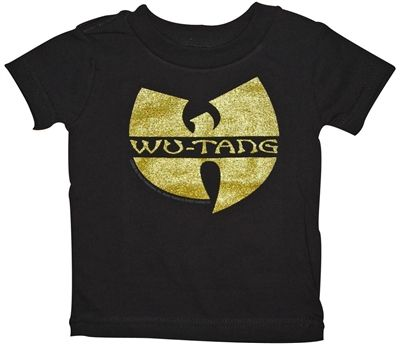 WU-TANG CLAN KIDS TEE-C'mon what's better than a Wu Tag Clan Kids tshirt! Get it here www.tattoodshop.com