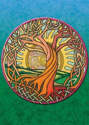 Árboles Druidas: ❤~ Árbol de la Vida~❤