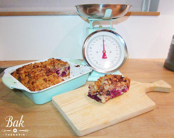 Bramencrumble cake recept - Baktherapie.nl