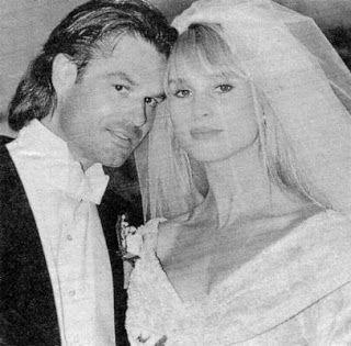 Harry Hamlin & Nicollette Sheridan: September 07, 1991 (divorced in 1993)