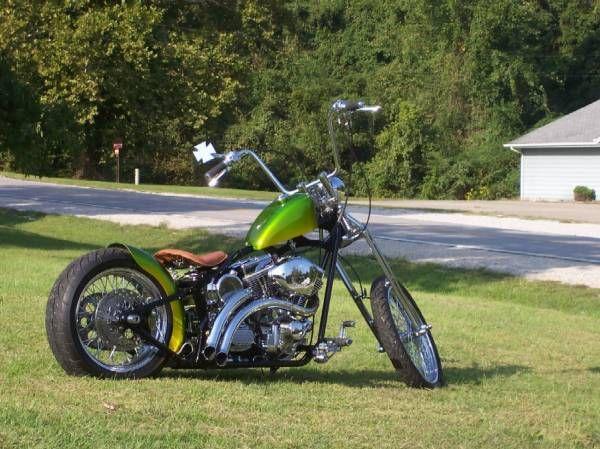 Mann3 Heavy Duty Shamrock Motorcycle Braces