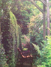 #SevimliMimarlik in #MarieClaireMaison #Turkey 1998 #garden #luscious #autumn #design #peysaj #english #style