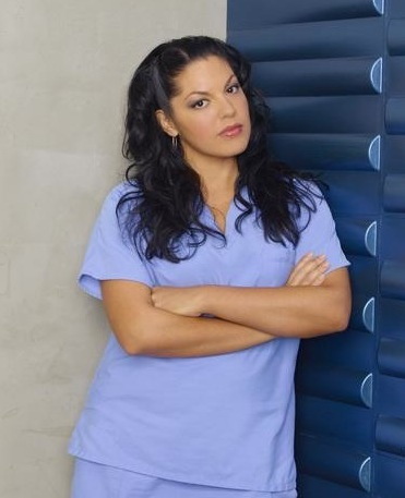 I have an overwhelming urge to break my own leg so i will need an ortho surgeon... Callie Torres (Sara Ramirez)