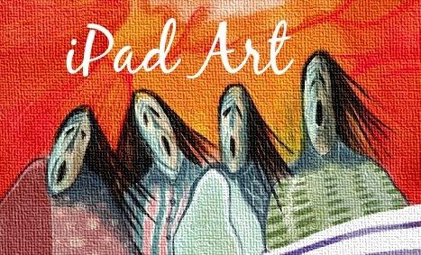 iPad Art using Paper 53