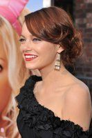 Emma Stone at an event for The House Bunny (2008)