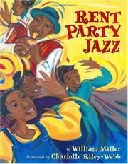 Cover of: Rent party jazz by Miller, William
