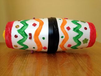 Cinco de Mayo Craft--Musical Maracas : Macaroni Kid