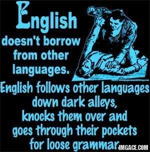 linguistic truth: Laughing, Grammar Jokes, Englishgrammar, English Language, English Teacher, Truths, Funny Quotes, English Grammar, True Stories