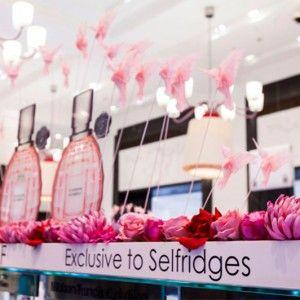 Viktor & Rolf fragrance in Selfridges for L'Oreal