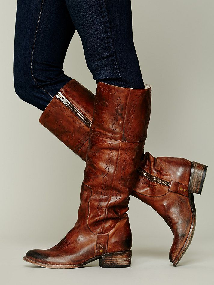 FREEBIRD By Steven Wrangler Tall Boot | <3!! if only