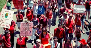 Two Million March Against Monsanto in Worldwide Protest of GM Foods