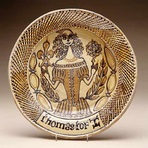Thomas Toft slipware