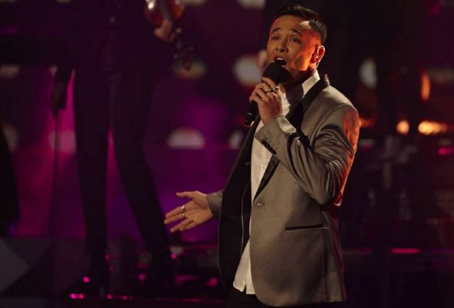 Pinoy singer Cyrus Villanueva has made it to The X Factor Australia 2015 Top 7. The result was revealed during the fourth elimination rounds of the competition on Tuesday, October 20.