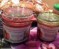 Rezept Tomatenmarmelade mit Bumms von atk1a - Rezept der Kategorie Saucen/Dips/Brotaufstriche