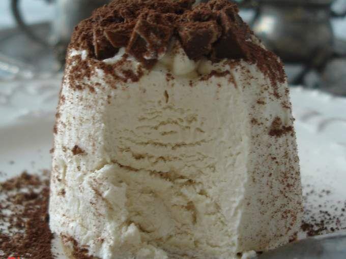 ** - Rețetă Desert : Semifreddo cu mascarpone si cafea de Gabrielaolteanu