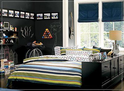 boys teen room