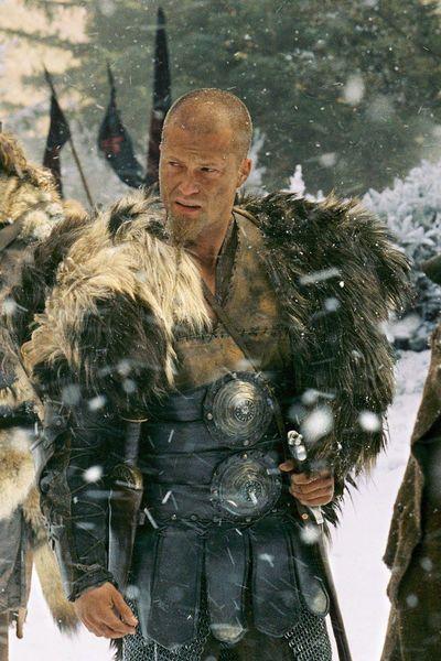 Til Schweiger as Cynric in 'King Arthur (2004) - #TilSchweiger #KingArthur