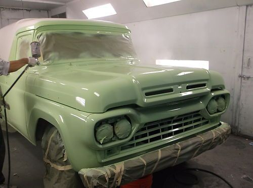 15 Best Images About 1957 60 F100 Panels On Pinterest 50