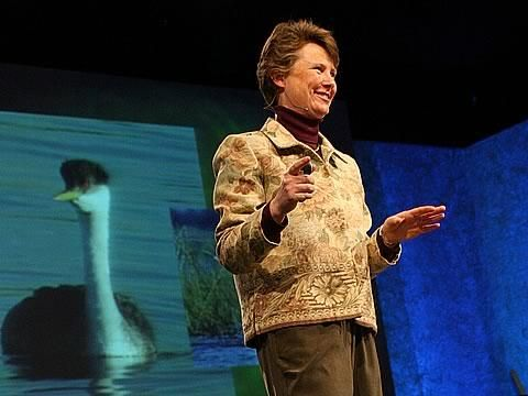 Janine Benyus: Biomimicry's surprising lessons from nature's engineers.