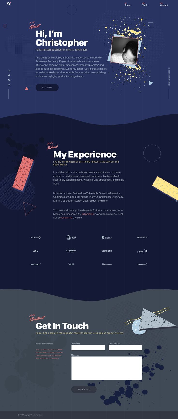 How To Design The Right Kind Of Web Design Portfolio For Your Business Web Design Tips Portfolio Web Design Portfolio Website Design Web Portfolio