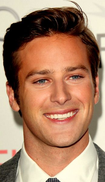 """Armie Hammer - stars in new """"The Man from Uncle"""" with Henry Cavill - fun movie 2015"""