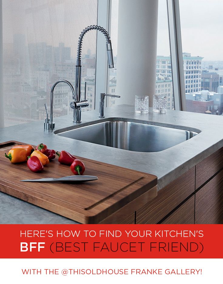 47 best franke kitchen systems images on pinterest kitchen faucets how to find your kitchens bff best faucet friend workwithnaturefo