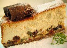 Torta de ricota com frutas e passas é rápida e saborosa - Gastronomia - Bonde. O seu portal