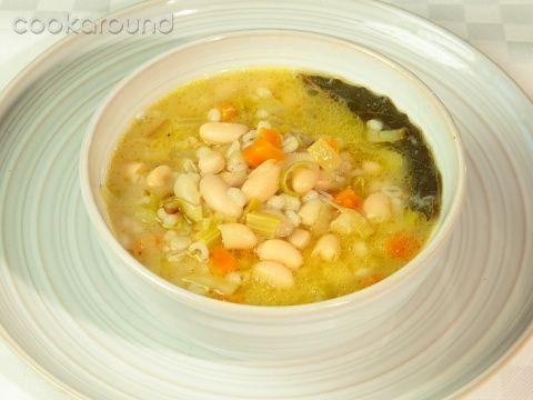 Minestra dorzo: Ricette Cucina Vegetariana | Cookaround