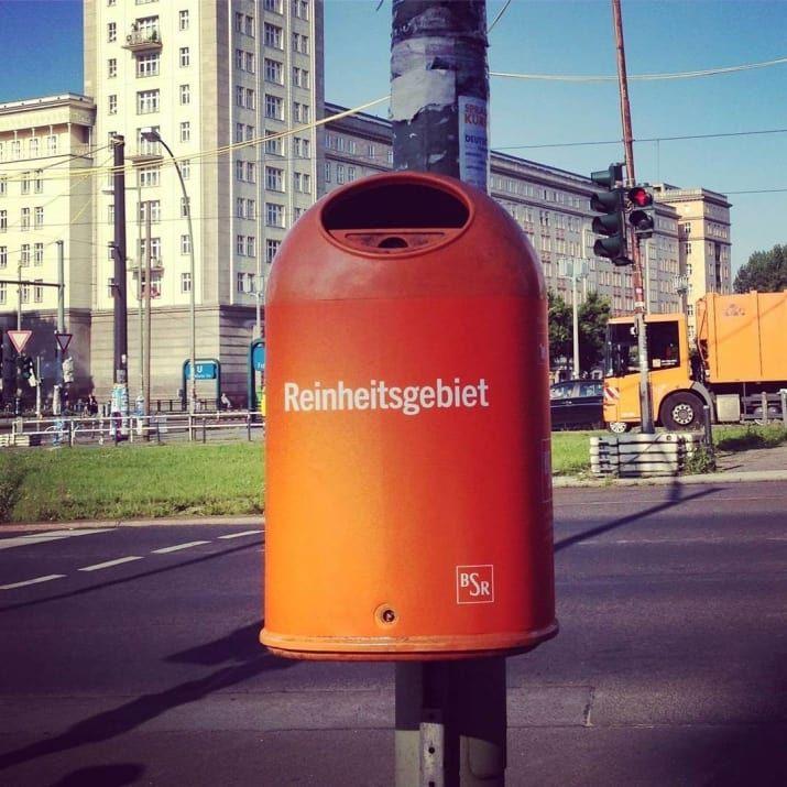Das sind 44 der besten Witze der BSR (ja, der Berliner Stadtreinigung)