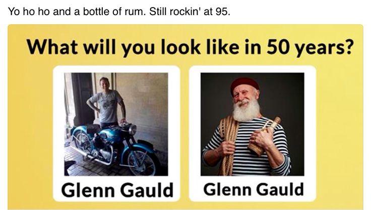 Me at 95. Yo ho ho!