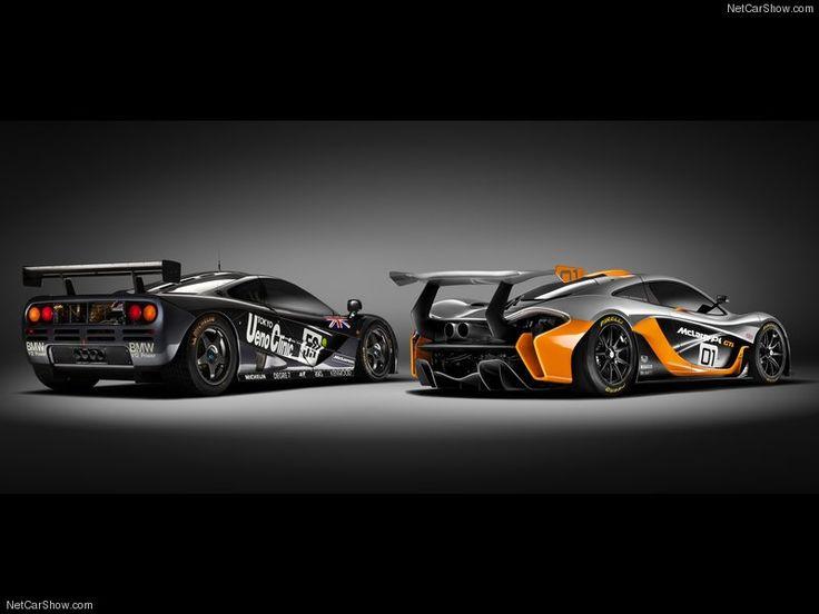McLaren-P1_GTR_Concept_2014_Side Angle