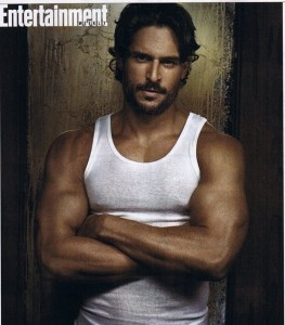 Alcide Herveaux from True Blood