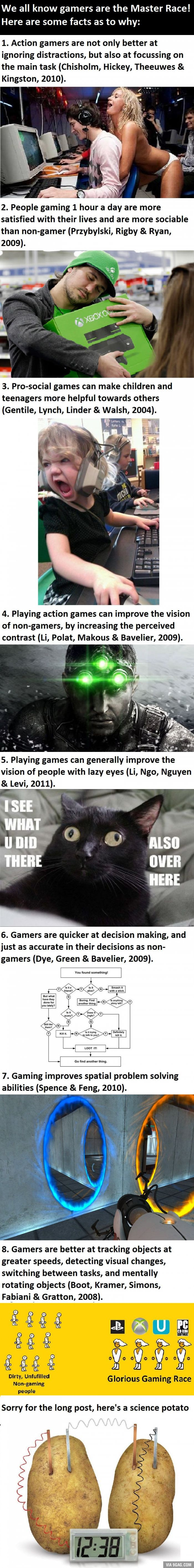 Power of Gaming (Part 1)