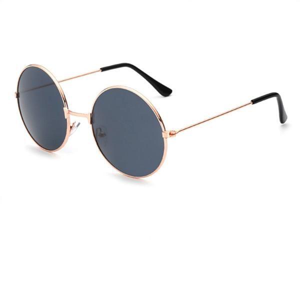 #FASHION #NEW 2017 new round fashion glasses cat eye sunglasses men's women color sunglasses retro classic brand sunglasses UV400 sunglasses