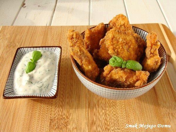 Smak Mojego Domu: Aromatyczne piersi z kurczaka, smażone w głębokim ...